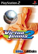 Cover zu Virtua Tennis 2 - PlayStation 2