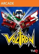 Cover zu Voltron: Defender of the Universe - Xbox Live Arcade