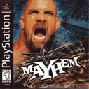 Cover zu WCW Mayhem - PlayStation
