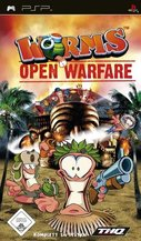 Cover zu Worms: Open Warfare - PSP