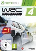 Cover zu WRC 4: FIA World Rally Championship - Xbox 360