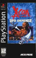 Cover zu X-COM: UFO Defense - PlayStation