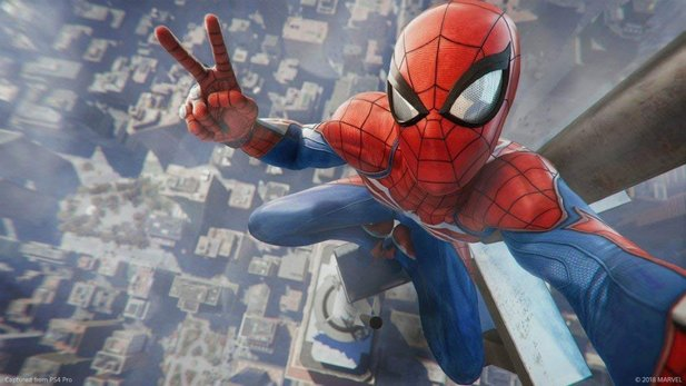 Die Power der Next-Gen demonstrierte Cerny anhand Marvel's Spider-Man.