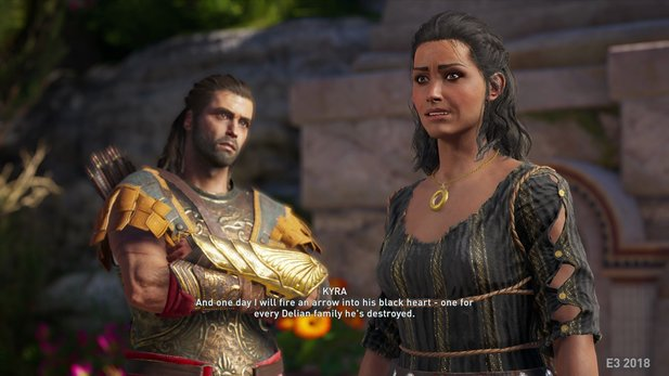 Assassin's Creed: Odyssey in der Vorschau.
