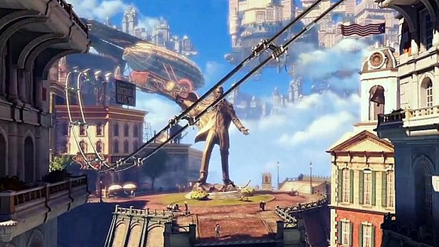 BioShock Infinite - »Beast of America«-Trailer