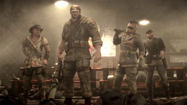Brothers In Arms: Furious 4 - E3-Trailer 2011