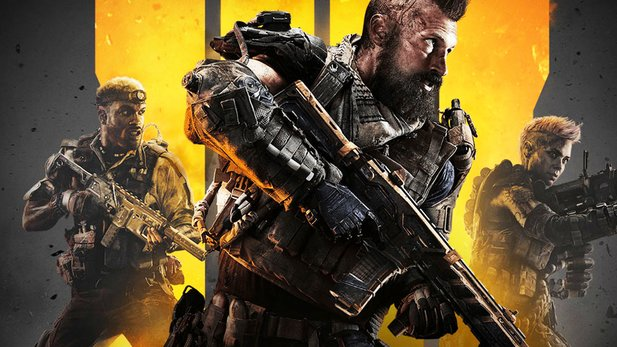 Call of Duty: Black Ops 4.