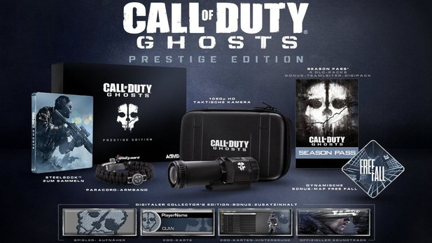 Call of Duty: Ghosts - Prestige Edition