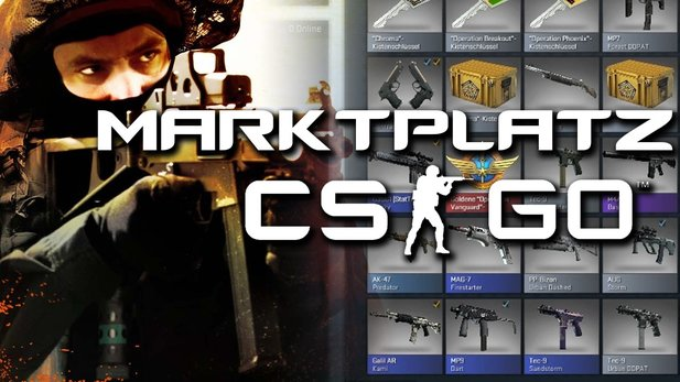 Counter-Strike: Global Offensive - Special: Der Martktplatz von CSGO