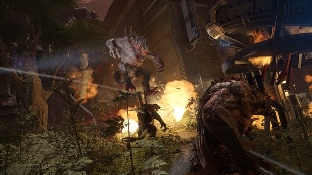 Evolve - Entwickler-Tutorial: Der Defend-Modus