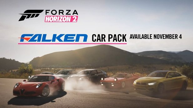 Falken Car Pack
