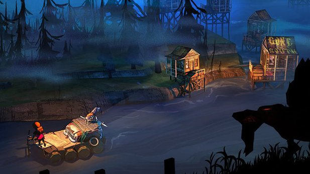 Flame in the Flood für Nintendo Switch