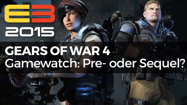 Gamewatch - Gears 4 - Video-Analyse: Wann spielt Gears of War 4?
