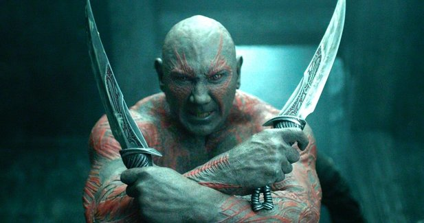 Guardians Of The Galaxy-Star Dave Bautista in Ridley Scotts Blade Runner 2 dabei.