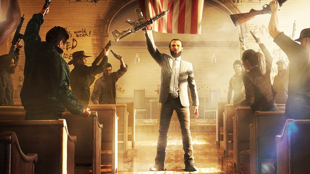 Far Cry 5 erhält Live-Action-Film