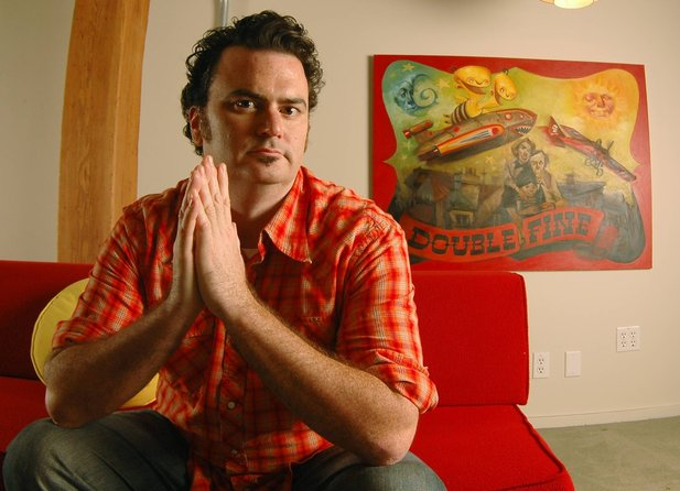 Double-Fine-Chef Tim Schafer