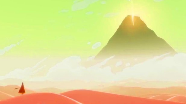 Journey - Ingame-Trailer zur PlayStation-4-Version