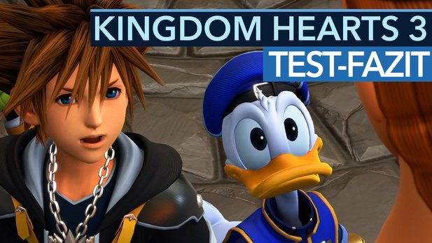 Kingdom Hearts 3 - Fazit-Video zur Test-Version