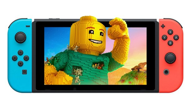 Lego Worlds für Nintendo Switch im Test.