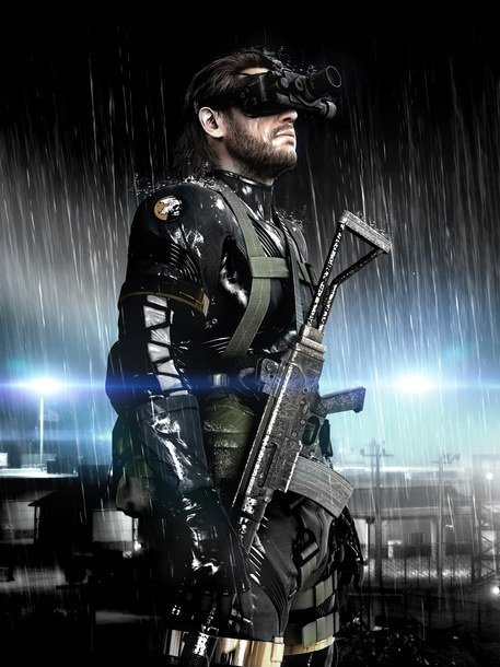 Snake ist wieder da - in Metal Gear Solid: Ground Zeros