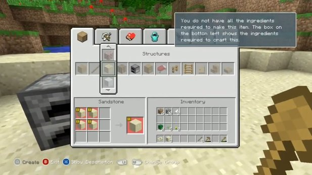 Minecraft : Minecraft - Besseres Interface mit Update 14