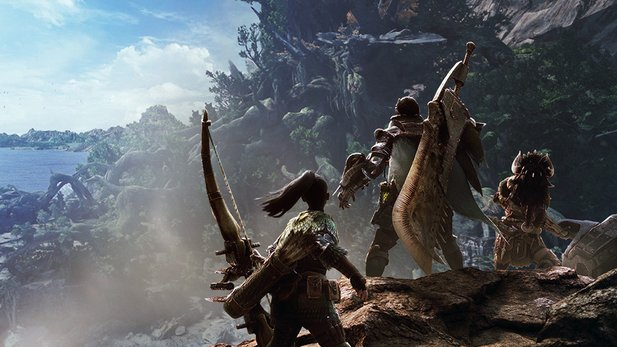 Monster Hunter World - Test-Video zum besten Monster Hunter aller Zeiten