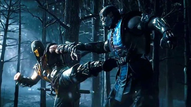 Mortal Kombat X - Preview-Video zum brutalen Beat 'em Up