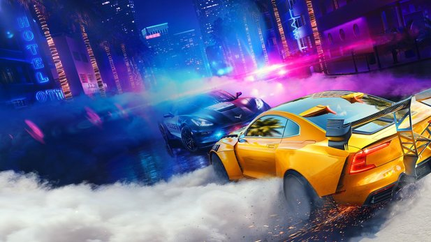 Need for Speed Heat kommt komplett ohne Lootboxen aus.