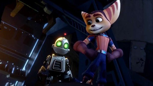 Ratchet & Clank - Gameplay-Trailer und Kino-Szenen