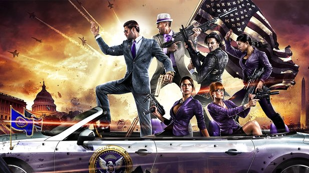 Test-Video von Saints Row 4