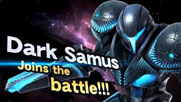 Super Smash Bros. Ultimate - Dark Samus