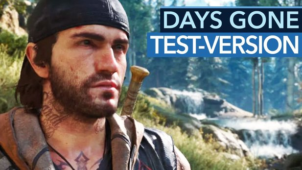 Test-Version von Days Gone - Gameplay und Infos aus Version 1.03