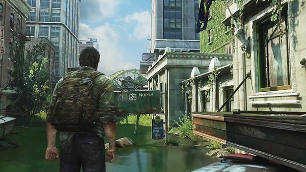 The Last of Us - Gameplay-Video: 15 Minuten Spielszenen von der PAX Prime