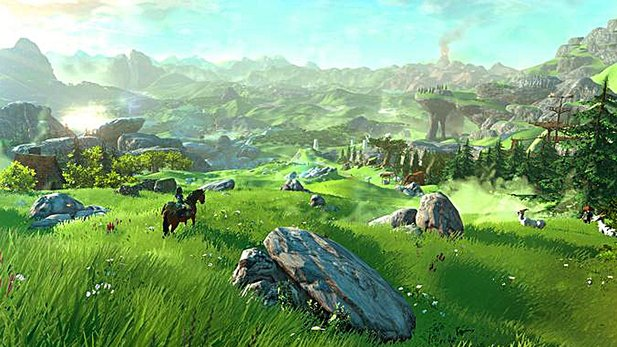 The Legend of Zelda für Wii U - Erster Gameplay-Trailer zum Wii-U-Zelda