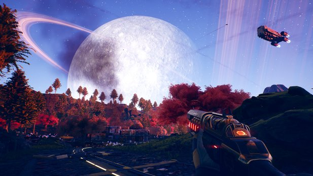 Was steckt hinter The Outer Worlds?