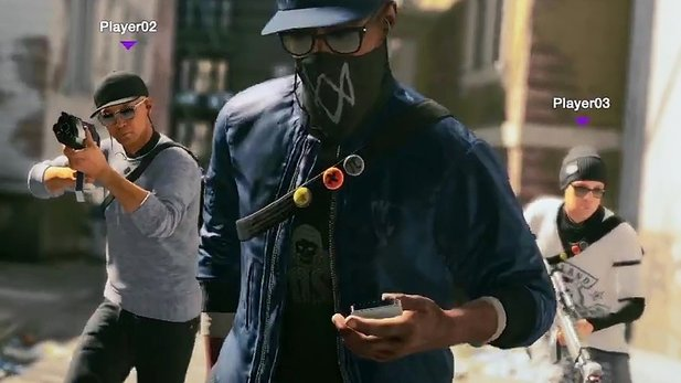 Watch Dogs 2 - Online-Gameplay mit Kopfgeldjäger-Modus im Trailer