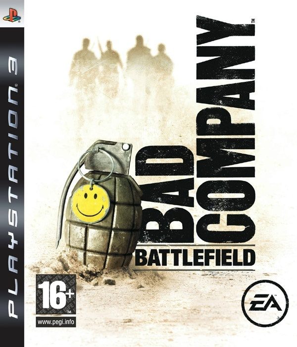 Cover zu Battlefield: Bad Company