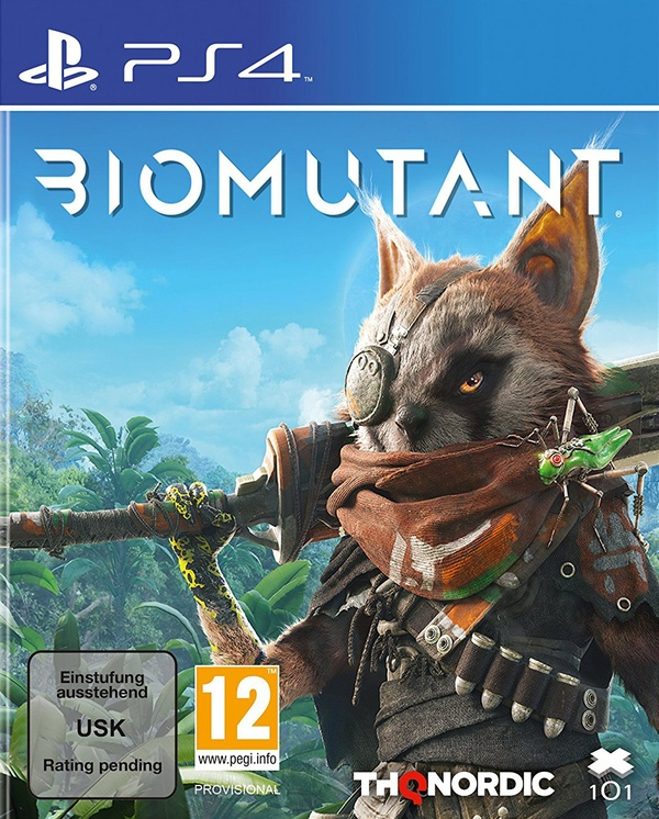 Cover zu Biomutant