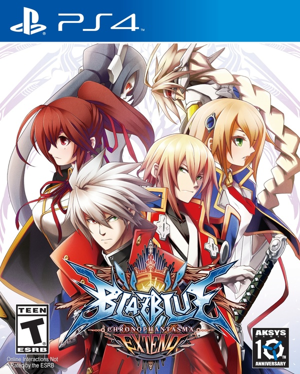 Cover zu BlazBlue: Chrono Phantasma EXTEND