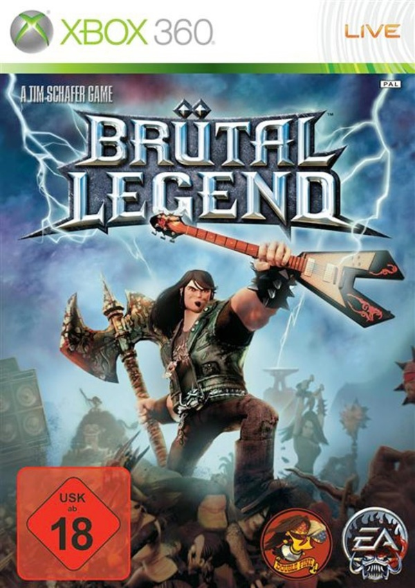 Cover zu Brütal Legend
