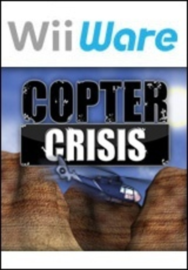 Cover zu Copter Crisis