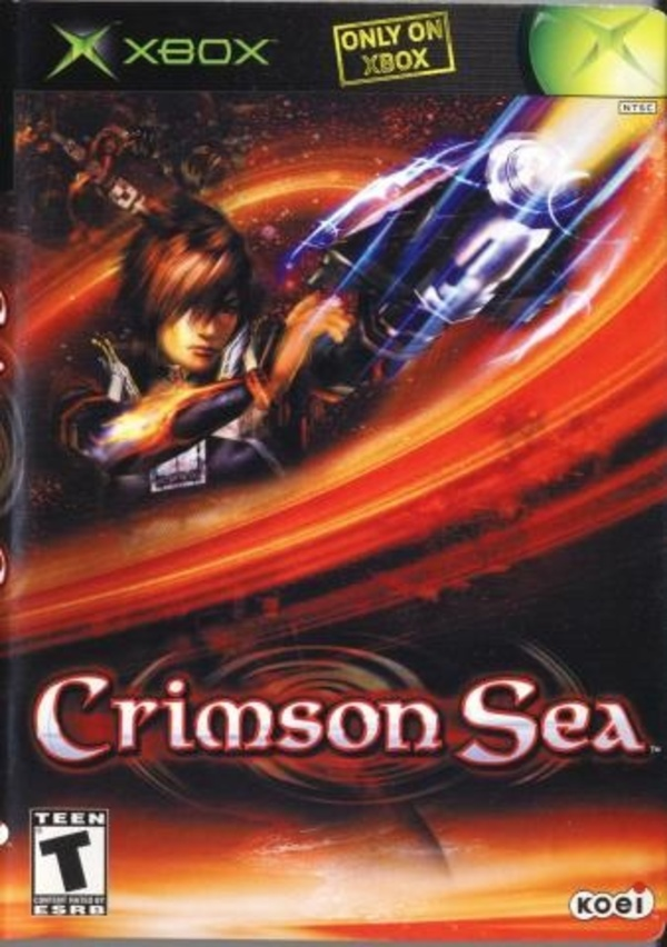 Cover zu Crimson Sea