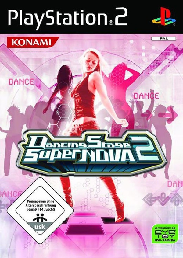 Cover zu Dancing Stage SuperNOVA2