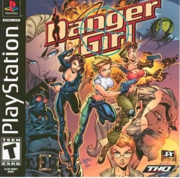 Cover zu Danger Girl