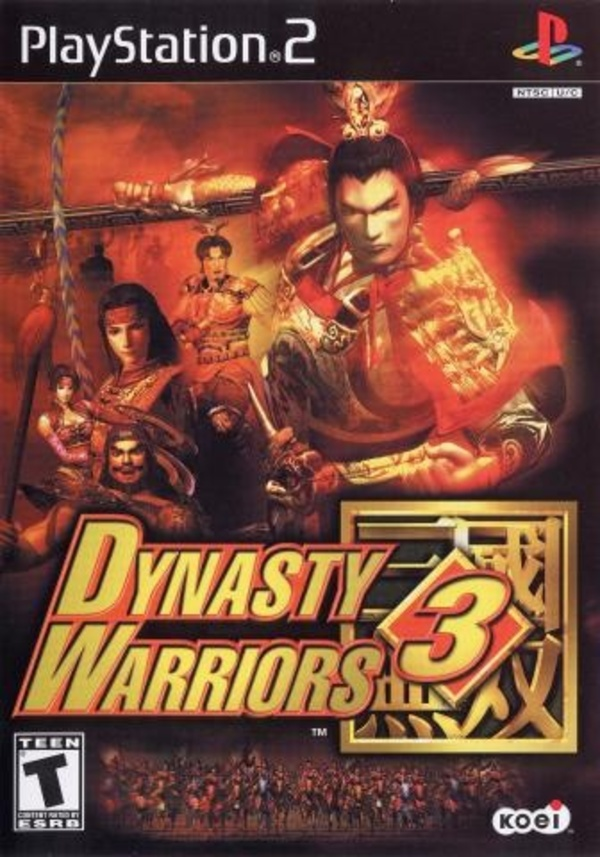 Cover zu Dynasty Warriors 3