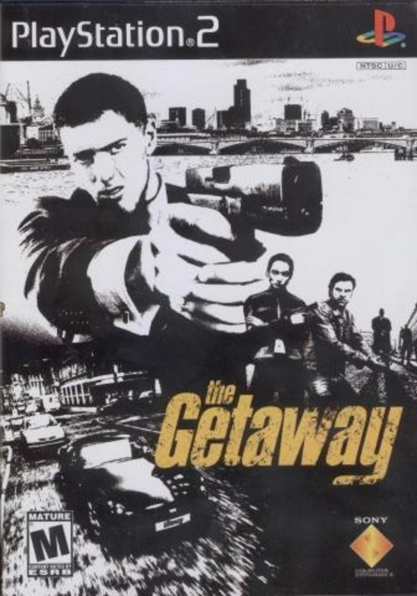 Cover zu The Getaway