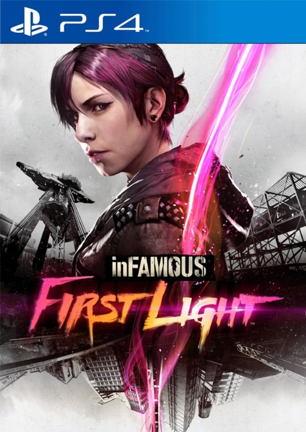 Cover zu InFamous: First Light