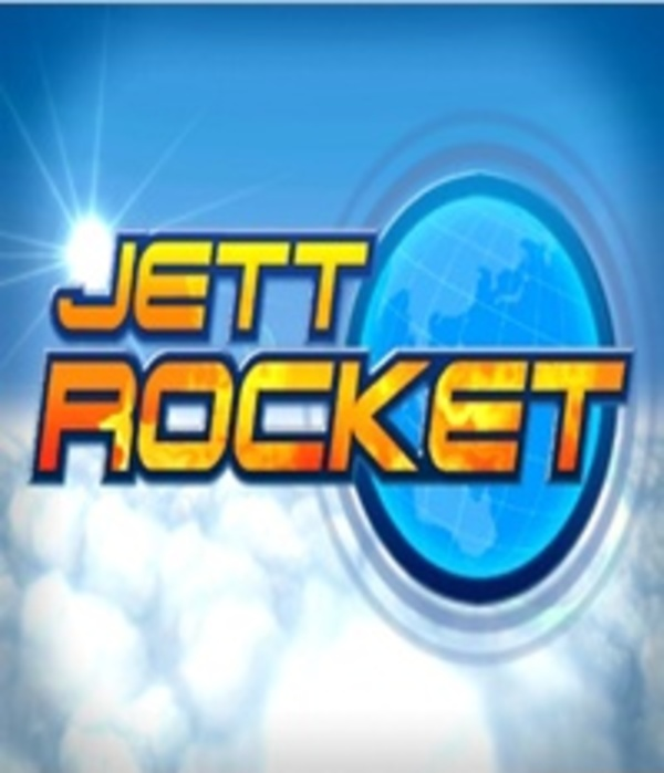Cover zu Jett Rocket
