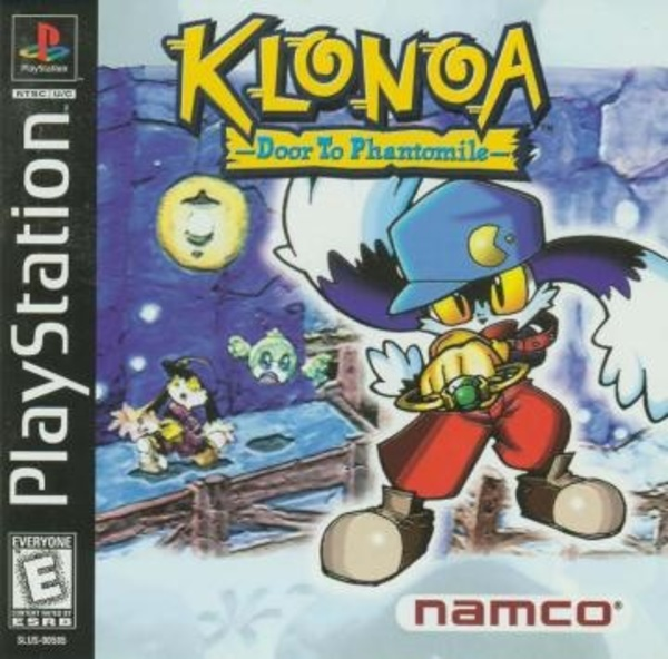 Cover zu Klonoa: Door To Phantomile