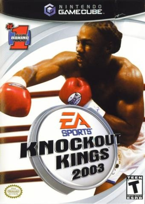 Cover zu Knockout Kings 2003